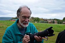 Jeffrey Hall former WCAS President © Jeffrey Hall