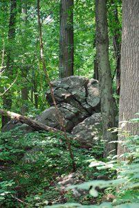 Diabase Boulders Baldpate