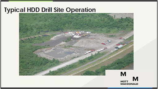 HDD proposed on Baldpate